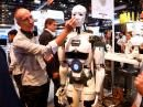 VivaTech: les robots ont la cote au salon international de la technologie