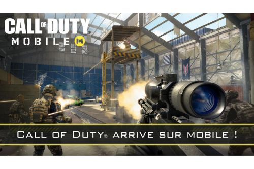 Call of Duty Mobile arrive sur Android et iOS !