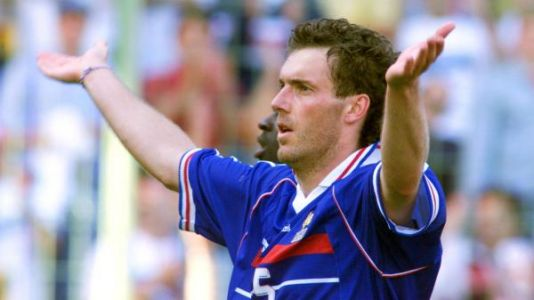 Génération 98:  le but en or de Laurent Blanc