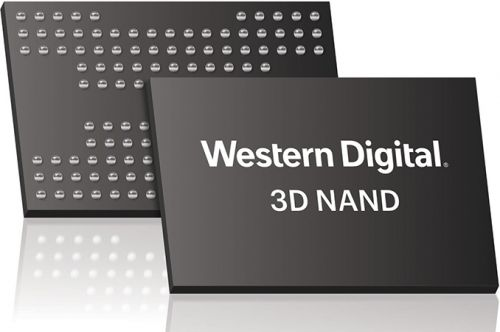 Western Digital annonce des puces de Flash QLC en 96 couches