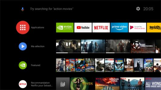L'Assistant Google disponible sur Android TV