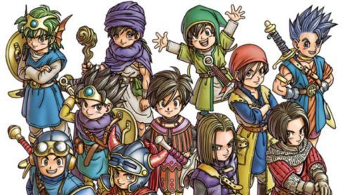 Yuji Horii évoque pour la première fois Dragon Quest XII