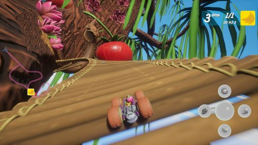 Test - All-Star Fruit Racing