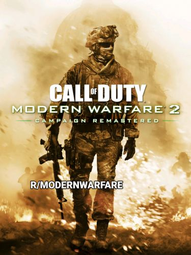 Call of Duty Modern Warfare 2 Remastered se montre maintenant en images