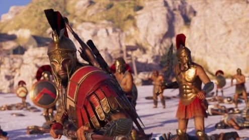 Assassin's Creed Odyssey montre son trailer de lancement