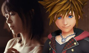 Kingdom Hearts 3:  voilà l'intro du jeu, Skrillex et Hikaru Utada montent le son