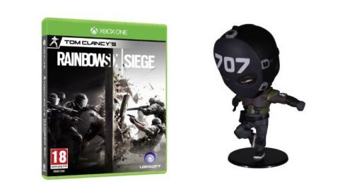 BON PLAN FNAC:  Rainbow Six Siege = 1 figurine Six Collection Chibi à -50% - Post de Gameblog Bons Plans