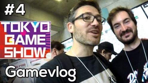 GameVlog TGS 2018 4:  Premier jour sur le salon - Post de La Rédaction