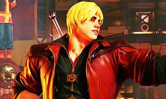 Street Fighter V:  Dante et Nero de Devil May Cry pointent le bout de leur nez en costumes