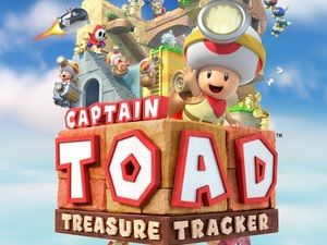 Captain Toad:  encore un petit trailer