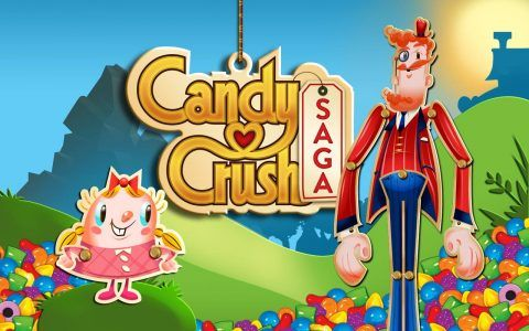Candy Crush Saga:  5 ans d'existence, 3 milliards de téléchargements et 1.1 milliards de parties !