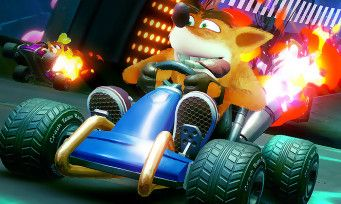 Crash Team Racing:  un nouveau trailer qui va faire plaisir aux fans de Crash Nitro Kart