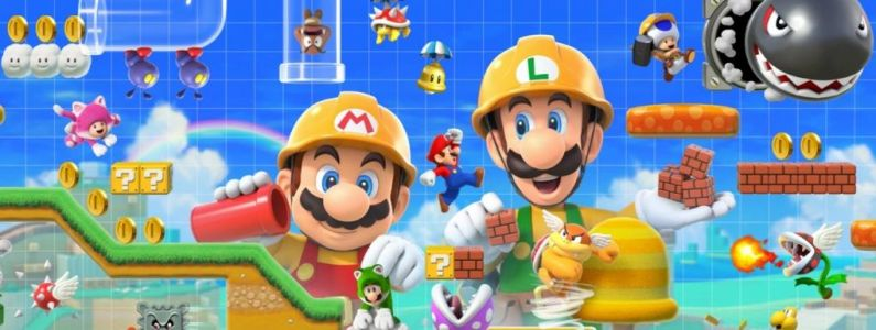 Super Mario Maker 2, Judgment, The Sinking City. Les sorties JV de la semaine du 24 juin 2019
