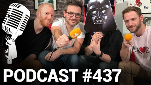 PODCAST 437:  Les loot boxes de Star Wars Battlefront 2 et les portages sur Switch agitent la rédac'