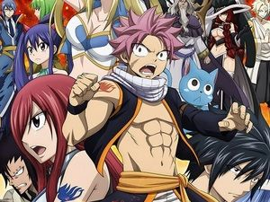 20 minutes de gameplay pour Fairy Tail