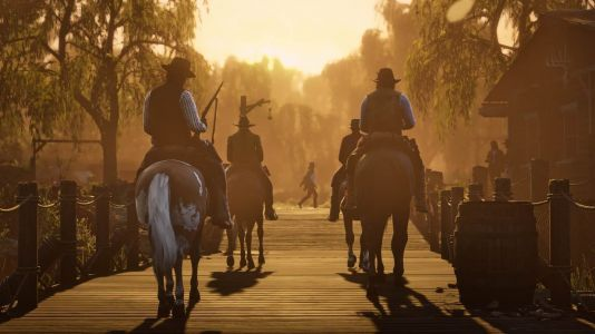 Red Dead Online:  mise à jour Printemps du mode en ligne de Red Dead Redemption 2