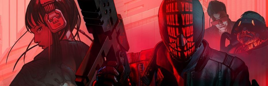Ruiner:  le twin-stick shooter cyberpunk s'annonce sur Switch