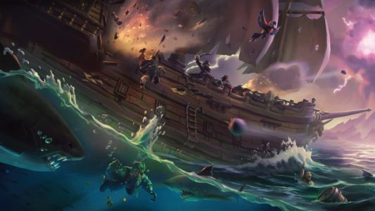Sea of Thieves : la première extension « The Hungering Deep » dévoile ses secrets