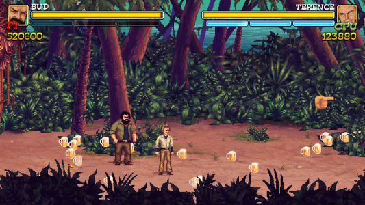 Bud Spencer & Terence Hill:  Slaps and Bean sur Xbox One