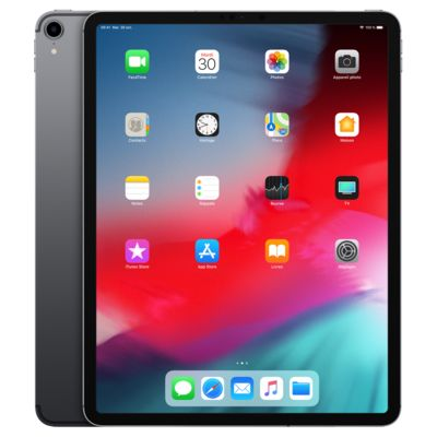 Test:  Apple iPad Pro 12,9 (2018) : une excellente tablette, bridée par iOS