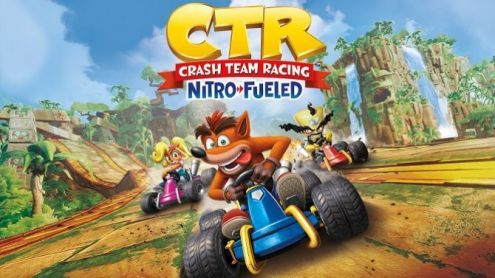 Crash Team Racing Nitro Fueled explose le lancement de Team Sonic Racing au Royaume-Uni