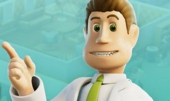 Two Point Hospital:  une bande-annonce bien fendarde, quand la fièvre devient fun