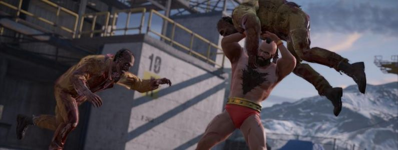 Live Dead Rising 4:  Frank's Big Package