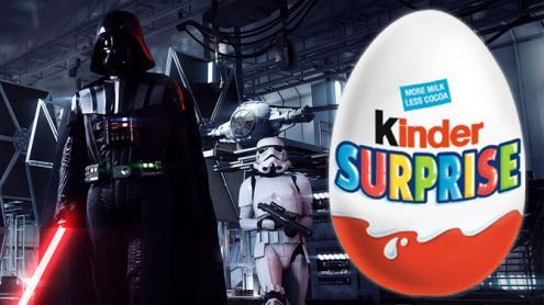 Loot boxes:  Electronic Arts ose la comparaison avec des Kinder Surprise