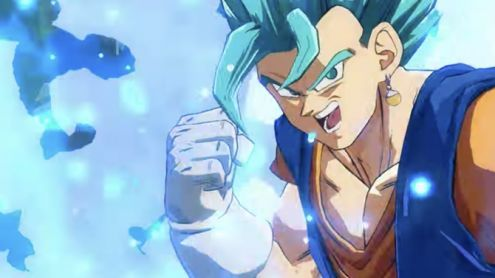 Dragon Ball FighterZ:  Vegito a enfin sa propre bande-annonce diffusée officiellement