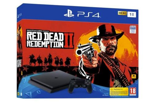 Le pack PS4 1 To + Red Dead Redemption 2 + Tomb Raider à 269€ 🔥