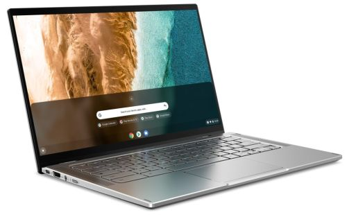 Acer Chromebook Spin 514:  un 14″ Tiger Lake 100% fanless