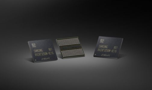 DRAM graphique GGDR6 de 16 Go:  Samsung initie la production en masse