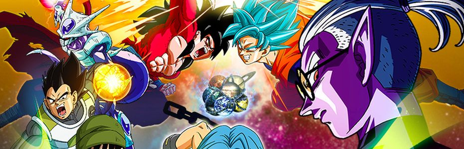 Super Dragon Ball Heroes:  World Mission rebat les cartes sur Switch