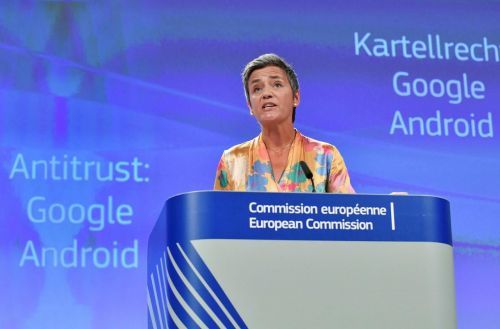 Nouvelle amende record contre Google:  pourquoi l'Europe tape si fort
