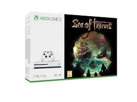Bon plan:  Xbox One S + Sea of Thieves + 3 jeux + 2e manette à 280€