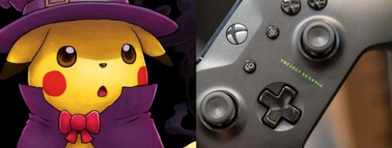 L'event Halloween de Pokemon GO daté, on a essayé la Xbox One X. Le récap JV de la semaine