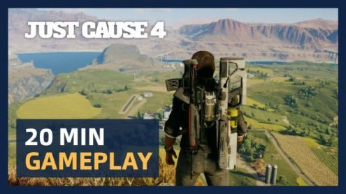 Just Cause 4 dévoile 20 minutes de gameplay