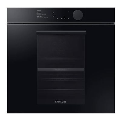 Test Four encastrable Samsung Dual Cook NV75T8579RK:  un NV75T9979CD sans fonction vapeur
