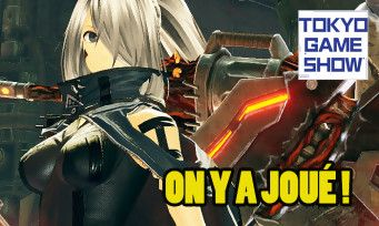 God Eater 3:  on y a joué à Tokyo, à la hauteur d'un Monster Hunter ?
