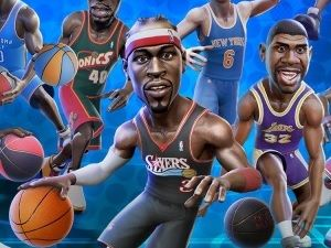 Saber annonce NBA Playgrounds 2